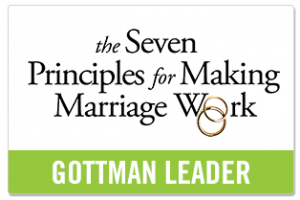 Gottman Leader Badge for the Seven Principles for Making Marriage Work